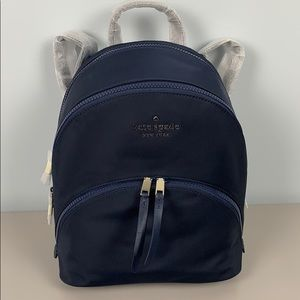 NWT Kate Spade Navy Karissa Backpack